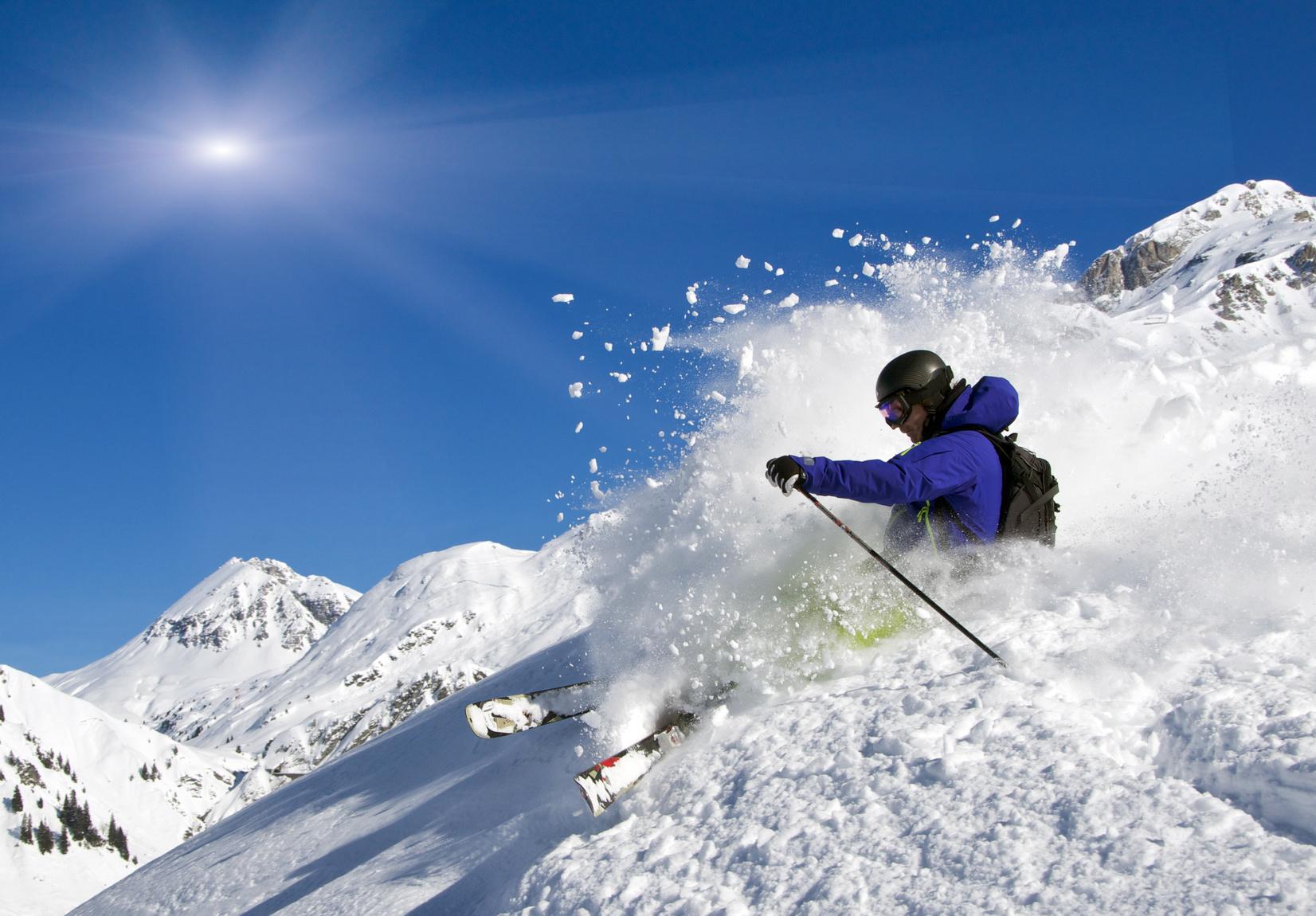 Skiurlaub 2018
